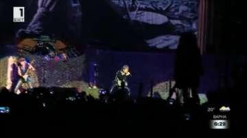 Iron Maiden поставиха кулминацията на фестивала HILLS OF ROCK