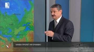 Климатологът Георги Рачев: Дъжд в изборния ден