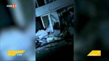 Силно земетресение в Албания,  усетено и у нас