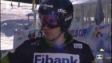 Радослав Янков пред БНТ: Радвам се, че много деца се увличат по ски и сноуборд