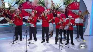 Литаковският оркестър направи специален поздрав за БНТ