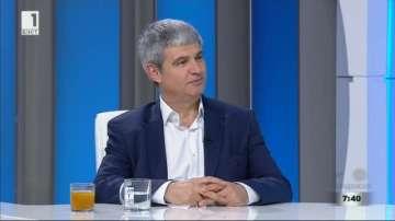 Пламен Димитров: 70% от българите получават заплата под средната за страната