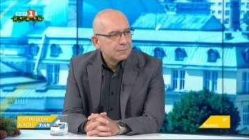 Д-р Константинов: Парите в здравеопазването у нас са три пъти по-ниски от Европа