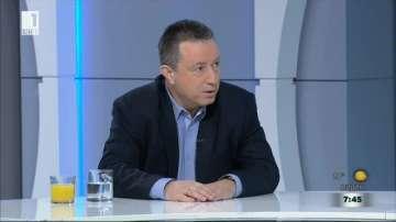 Янаки Стоилов: Демонстрираната самонадеяност отблъсна хората