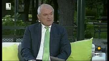 Димитър Главчев преди началото на новия парламентарен сезон