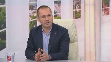 Ангел Джамбазки: Може да се мисли за намаляване броя на депутатите