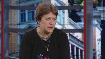 Татяна Дончева: Алтернативата не самовъзниква без никакви усилия