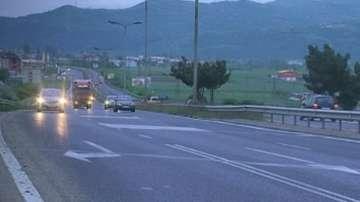 Верижна катастрофа затвори главен път Е-79 край Мездра