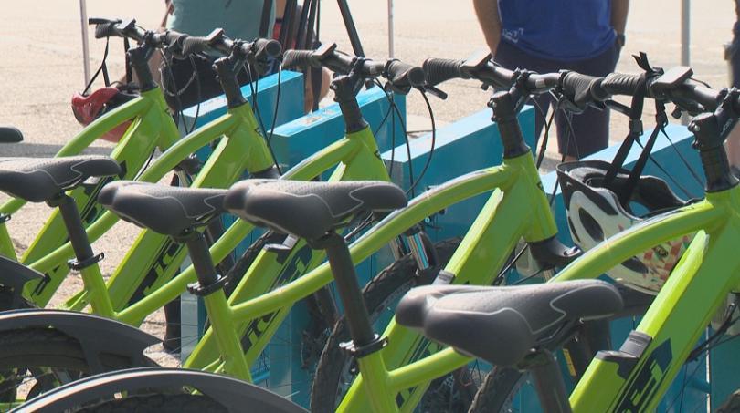 Първата сиситема за споделено ползване на електрически велосипеди в София