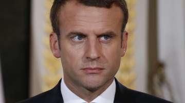 Макрон не вижда законен наследник на Асад в Сирия