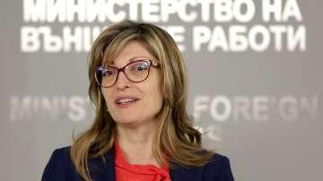 Финансовата рамка на ЕС ще бъде приета трудно, заяви вицепремиерът Захариева