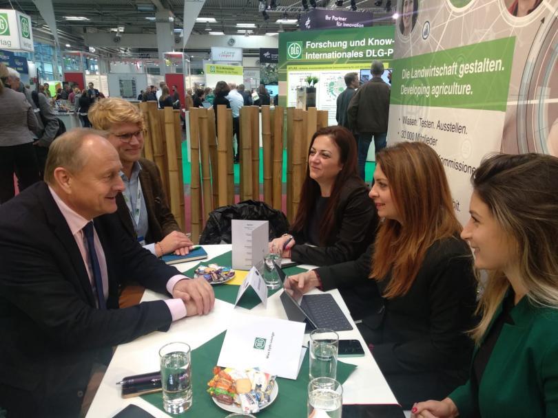 снимка 1 България и Германия ще си сътрудничат в намирането на зелени практики