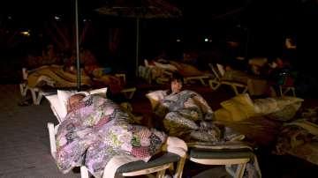 На остров Кос и в Бодрум прекараха нощта на открито заради страх от нов трус