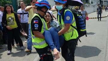 Над 7 загинали и стотици ранени при земетресение във Филипините