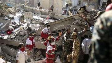 Близо 400 са жертвите на земетресението по границата между Иран и Ирак