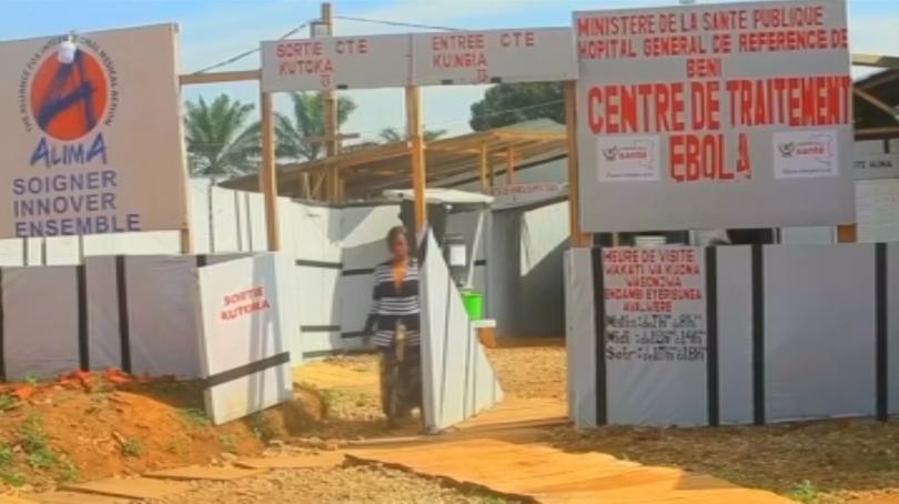 Снимка: Пробив в борбата с ебола