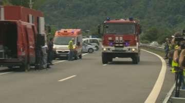 Затвориха тунел Ечемишка заради учение на МВР и Пътната агенция