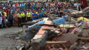 413 достигна броят на жертвите от земетресението в Еквадор