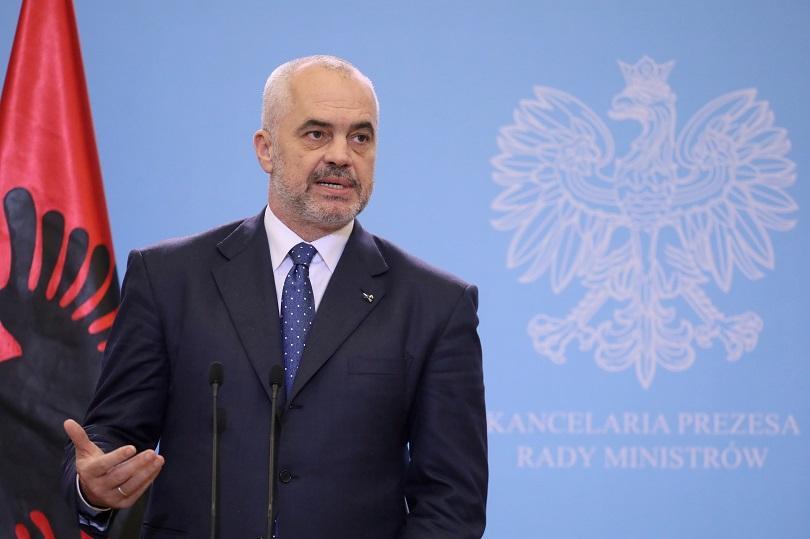 """Албанският премиер заведе дело срещу журналист от немския """"Билд"""""""