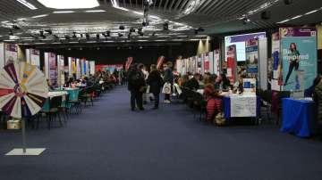 """Започна международното изложение """"Световно образование"""""""