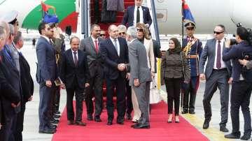 Президентът Радев ще се срещне с египетския държавен глава