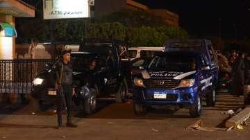 Мащабна операция в Египет след атентата