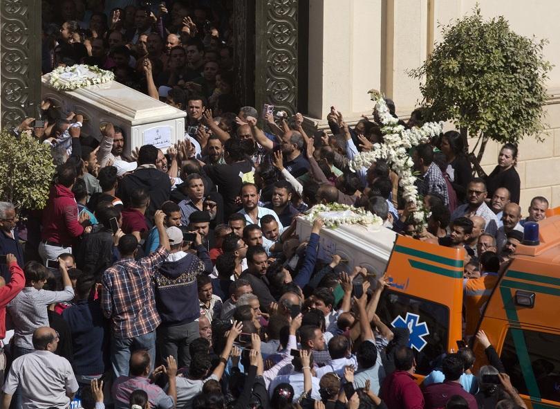 19 предполагаеми джихадисти, замесени в атентата срещу коптите, при който