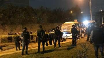 Антитерористична операция в Египет след атентата в Гиза
