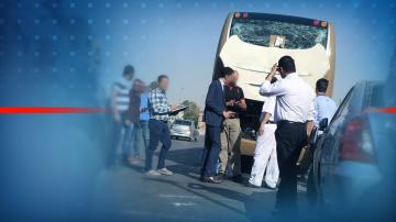 18 души са ранени при взрив до туристически автобус в Египет
