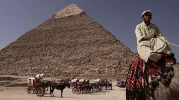 Пирамидата на Хефрен в Гиза отново ще приема посетители