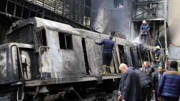Бой между машинисти е причина за тежката влакова катастрофа в Египет