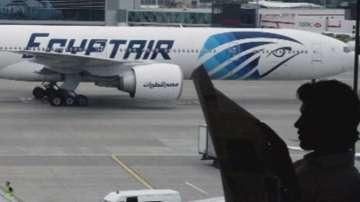 Имало е задимяване на катастрофиралия египетски самолет