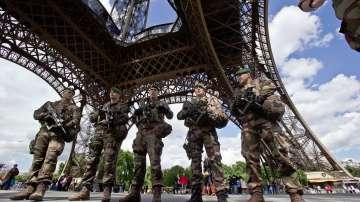 Френската полиция арестува предполагаем терорист в Париж