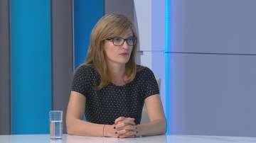 Екатерина Захариева: Намалели са децата в наказателните интернати