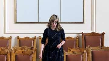 Екатерина Захариева: Хубаво е да има по-широк дебат за Истанбулската конвенция