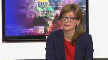 Екатерина Захариева: Президентското вето е уместно