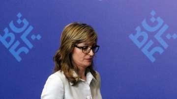 Вицепремиерът Екатерина Захариева коментира ареста на Десислава Иванчева