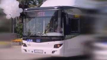 60 нови климатизирани автобуса за северните и западни райони на София