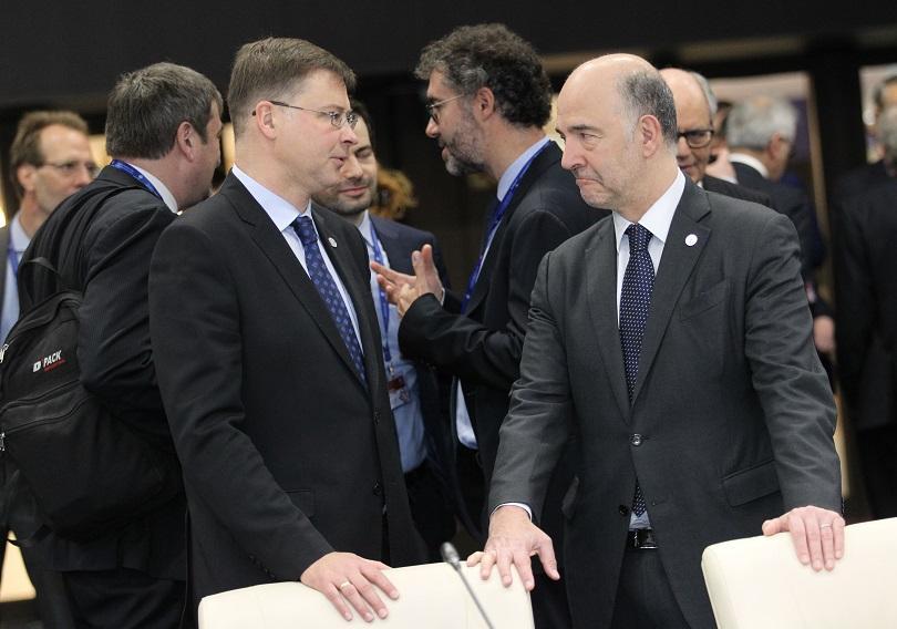 София e домакин на две ключови финансови събития днес. Европейският