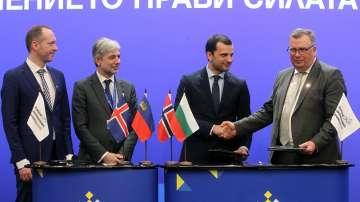Неформална среща на екоминистрите от ЕС в НДК