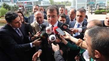 Увеличава се подкрепата за опозиционния кандидат за кмет на Истанбул