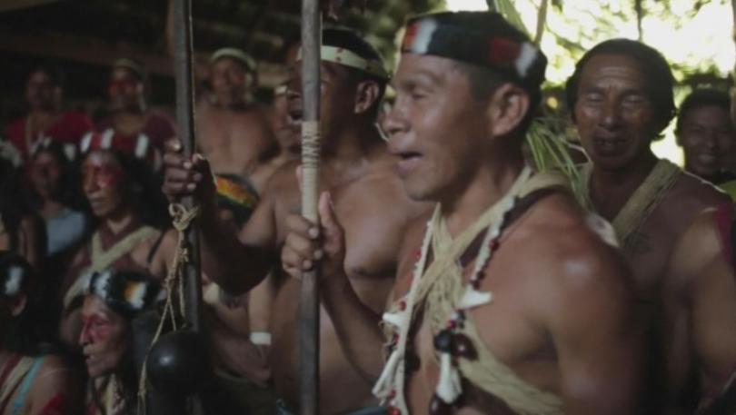 Празненства в еквадорската джунгла. Племена по поречието на Амазонка спечелиха