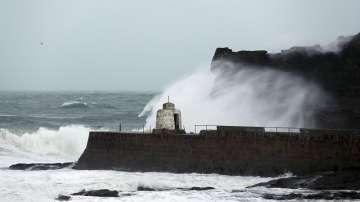 Бурята Елинор обхвана части от Северозападна Европа