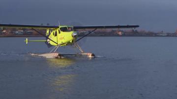 Канадска авиокомпания тества първия изцяло електрически граждански самолет