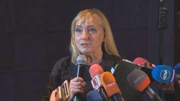 Елена Йончева представи филма си Граница
