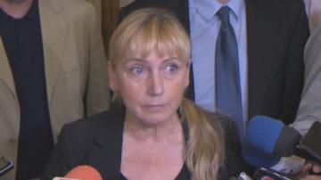 БСП с декларация в подкрепа на Елена Йончева