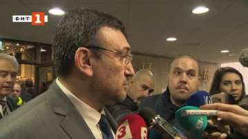Младен Маринов: Непрекъснато получаваме сигнали, свързани с Васил Божков