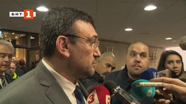 В МВР непрекъснато постъпват сигнали, свързани с Васил Божков, съобщи