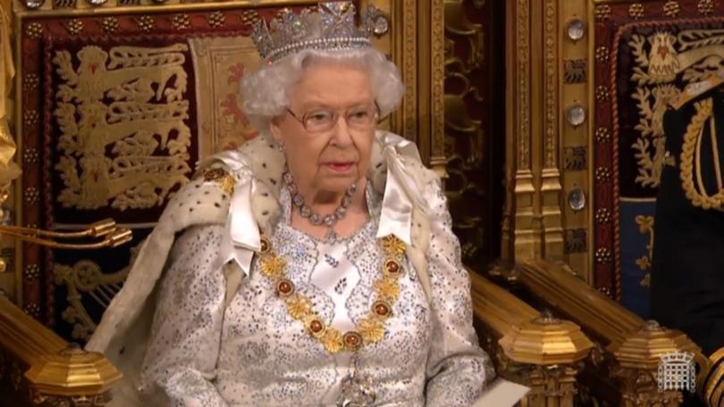 Речта на кралицата бележи първото подобно обръщение на монарх след