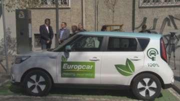 Откриха нова станция за електромобили в София